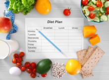 Diet plan for family