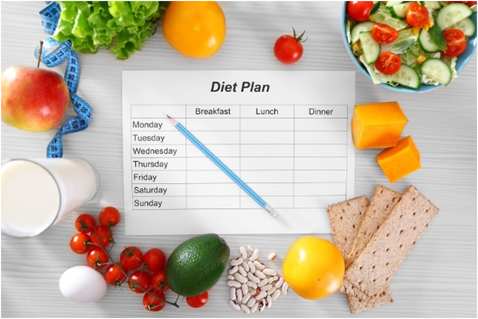 Diet plan for family