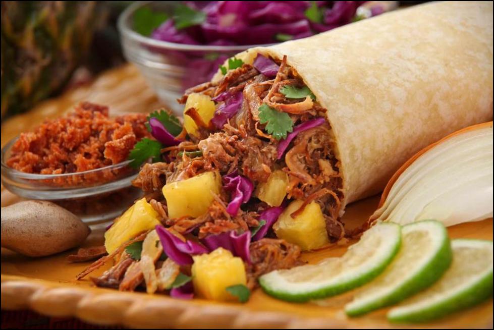 Mexico food